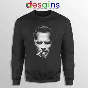 Arnold Schwarzenegger Terminator Sweatshirt Arnold Sweater S-3XL