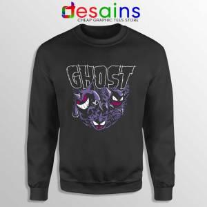 Ghost Pokemon Haunter Sweatshirt Pokemon Sweater S-3XL