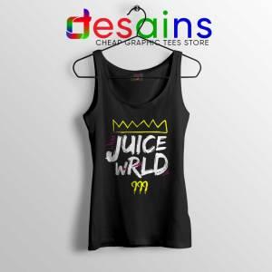 Juice Wrld King 999 Tank Top 999 Club Hip Hop Tops S-3XL