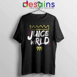 Juice Wrld King 999 Tshirt 999 Club Hip Hop Tee Shirts S-3XL