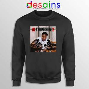 AI YoungBoy 2 Song Sweatshirt YoungBoy Never Broke Again Sweaters
