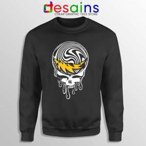 Grateful Dead Limited Art Sweatshirt Rock Band Merch Sweaters S-3XL