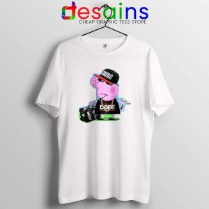 Peppa Pig Swag Tshirt Peppa Pig Adventure Tee Shirts S-3XL