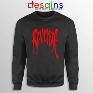 Revenge XXXTentacion Sweatshirt XXXTentacion mixtape Sweaters S-3XL