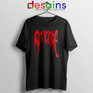 Revenge XXXTentacion Tshirt Song XXXTentacion Tee Shirts S-3XL
