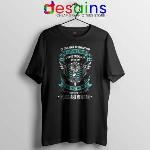 USA Nurse Veteran Tshirt Veterans Day Gifts Tee Shirts S-3XL