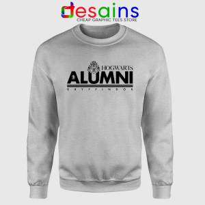 Hogwarts Alumni Gryffindor Sweatshirt Harry Potter Sweaters S-3XL