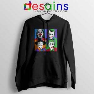 Joker Movie Pop Art Hoodie DC Comics Merch Jacket S-2XL