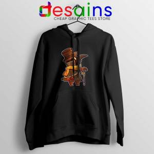 Mask Plague Doctor Hoodie Medical Physician Hoodies S-2XL