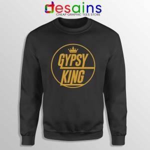 Tyson Fury Gypsy King Sweatshirt Boxer WBC Sweaters S-3XL