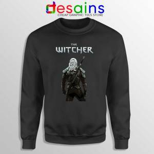 Witcher Monster Hunter Sweatshirt Merch The Witcher Sweaters S-3XL