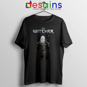 Witcher Monster Hunter Tshirt Merch The Witcher Tee Shirts S-3XL