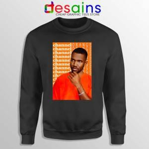 Channel Orange Frank Ocean Black Sweatshirt Album Poster Sweaters