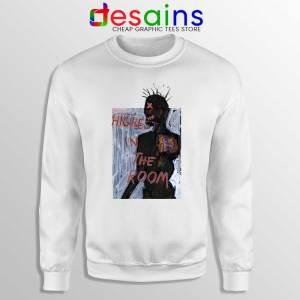 Highest in the Room Sweatshirt Travis Scott Poster Sweaters S-3XL