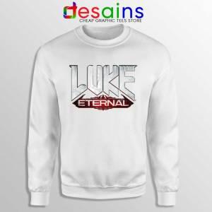 Luke Eternal Sweatshirt For God so loved the World Sweaters S-3XL