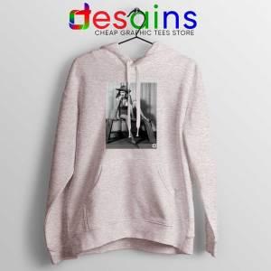 Marilyn Monroe Sex Symbols Sport Grey Hoodie Playboy Girls Jacket
