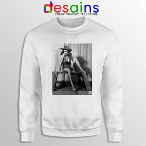 Marilyn Monroe Sex Symbols Sweatshirt Playboy Girls Sweaters S-3XL