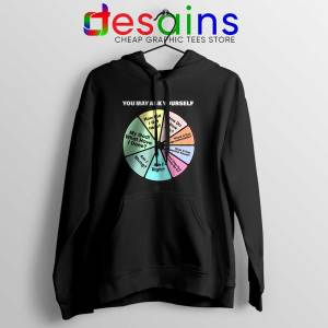 Once in a Lifetime Lyrics Hoodie Talking Heads Band Size S-2XL