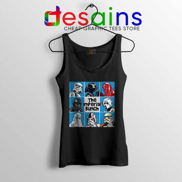 Stormtrooper Mash Up Tank Top The Imperial Bunch Tops S-3XL