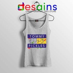 Tommy Pickles Hilfiger Sport Grey Tank Top Rugrats Apparel Tops