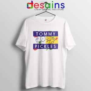 Tommy Pickles Hilfiger Tshirt Rugrats Apparel Tee Shirts S-3XL