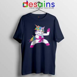 Unicorn Karate Martial Arts Tshirt Taekwondo Unicorn Tee Shirts S-3XL