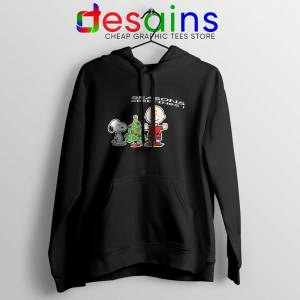 Snoopy And Charlie Brown Christmas Hoodie Holiday Gifts Jacket S-2XL