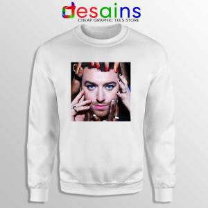 To Die For Sam Smith Sweatshirt Upcoming Album Sweaters S-3XL