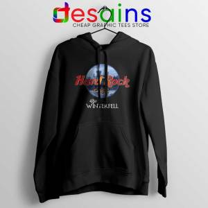 Winterfell Hard Rock Cafe Hoodie Game of Thrones Jacket S-2XL