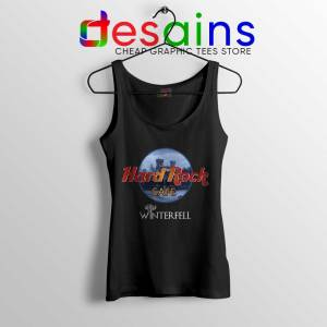 Winterfell Hard Rock Cafe Tank Top Game of Thrones Tops S-3XL