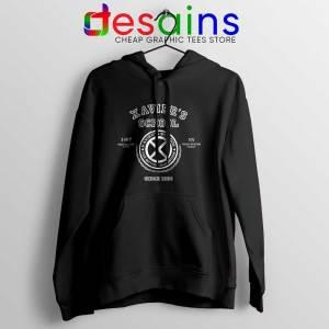 Xavier Institute X Mansion Hoodie X-Men Merch Jacket S-2XL