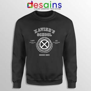 Xavier Institute X Mansion Sweatshirt X-Men Merch Sweaters S-3XL