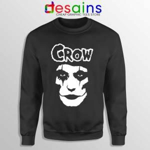 Misfits Joker Face Sweatshirt Skull Misfits Rock Band Sweaters S-3XL