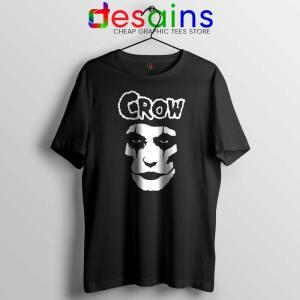 Misfits Joker Face Tshirt Skull Misfits Rock Band Tee Shirts S-3XL