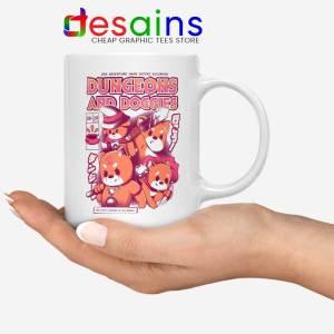 Dungeons Doggies Mug Dungeons & Dragons Cheap Coffee Mugs