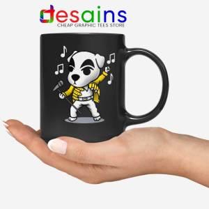 Freddie K K Mercury Black Mug K.K. Slider Cheap Coffee Mugs 11oz