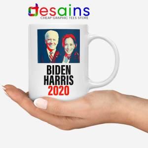 Biden Harris 2020 White Mug Political Campaign USA Coffee Mugs