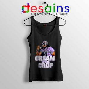 Cream Of The Crop Tank Top Macho Man Cheap Tops WWF