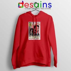 Donald Glover Amazing Adventures Red Hoodie Childish Gambino Jacket