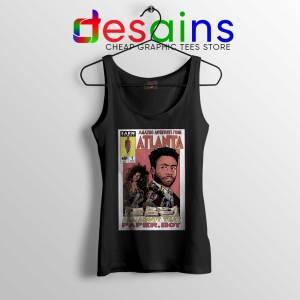 Donald Glover Amazing Adventures Tank Top Childish Gambino Shirts