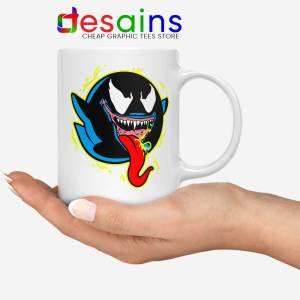 King Boo Venom White Mug Marvel Comics Ghosts Ceramic Coffee Mugs