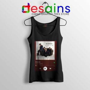 Zombie The Cranberries Tank Top Rock Band Merch Tops