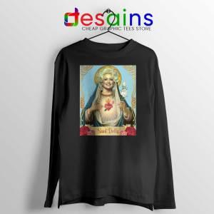 Saint Dolly Parton Long Sleeve Tee American Singer T-shirts
