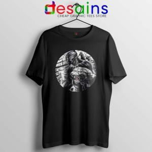 The Black Prince Tshirt RIP Black Panther Tee Shirts Marvel