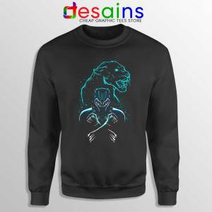 Black Panther Forever Sweatshirt Chadwick Boseman RIP