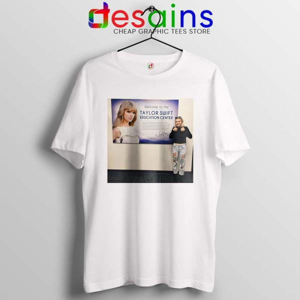 Phoebe and Taylor Swift Tshirt Education Center Friends Tees