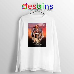 Lana Del Rey Hollywood Long Sleeve Tee Born to Die T-shirts