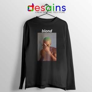 Blonde Frank Ocean Long Sleeve Tee