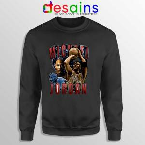 Michael Jordan The Shot Black Sweatshirt NBA
