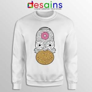 Simpsons Mmm Homer Sweatshirt Best Clothing Funny USA